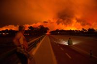 포르투갈·스페인 대규모 산불로 최소 30명 숨져