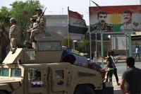 어제 동지가 오늘의 적…이라크, '쿠르드 사수' 키르쿠크 접수