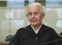 독일, 과거사 부정한 '88세 나치 할머니'에 징역 6개월