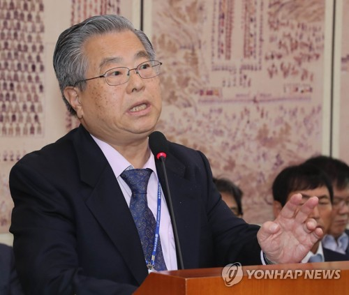이기성 출판문화산업진흥원장