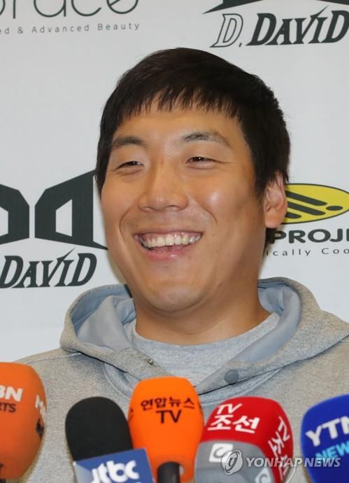 '귀국' 김현수