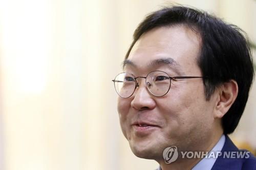 韓国首席代表の李度勲氏(資料写真)=(聯合ニュース)