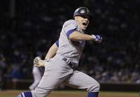 '에르난데스 홈런 세방' 다저스, 29년 만에 월드시리즈 진출