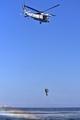 海难救助队空中营救演习