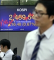 KOSPI hits new high