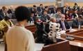 駐韓外交団対象の平昌五輪説明会