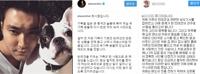 """""""개가 사람들 물어 교육받는다""""…최시원 여동생 SNS 글 논란"""
