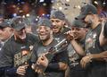 휴스턴, 양키스 제압하고 12년만의 WS…다저스와 격돌