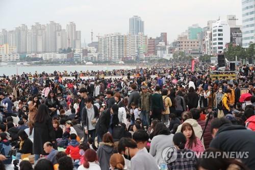 부산불꽃축제 교통대책…도시철도 연장운..
