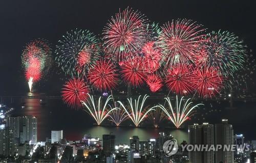 광안리 밤하늘 불꽃으로 물든다…27일 부산불꽃축제