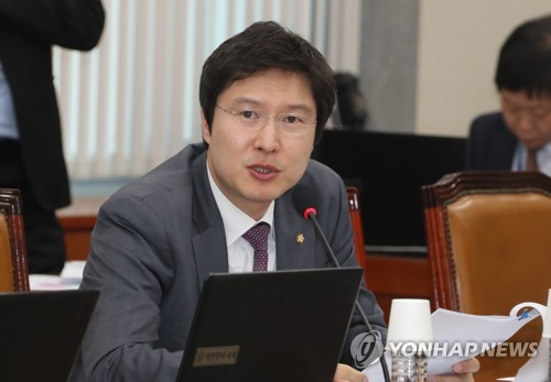Kim Hae-young, député du Parti démocrate (PD). (Photo d'archives Yonhap)
