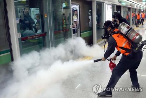 """""""부산도시철도 교통약자 피난시설·역사 내 공기질 관리 필요"""""""