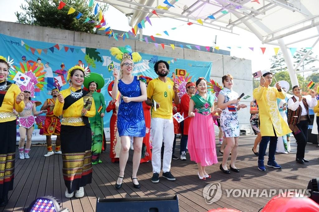 동대문구 세계문화축제