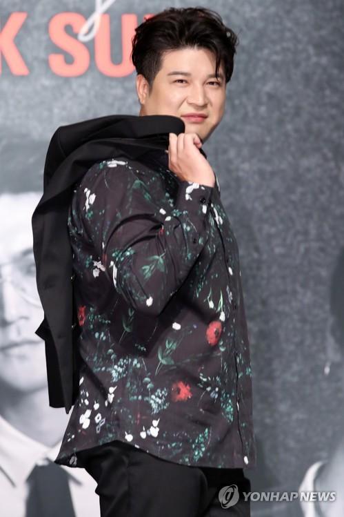 Shindong at comeback show