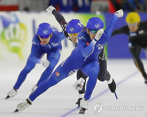 빙속 선수들이 쇼트트랙 훈련하는 이유는