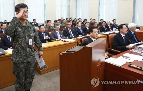 합참 JSA 북한군 귀순 상황 보고