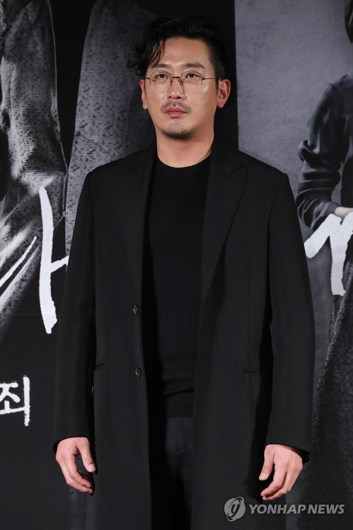 Ha Jung-woo in 'Along With the Gods'