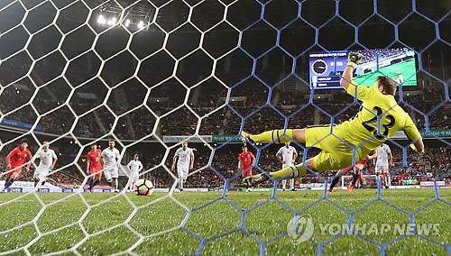 S. Korea, Serbia draw 1-1 in football friendly