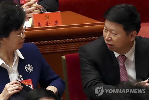 시진핑 특사 쑹타오 17일 방북…김정은 면담 예상
