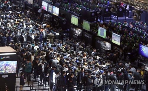 부산 게임전시회 지스타 개최 10주년 기념 이벤트 '풍성'