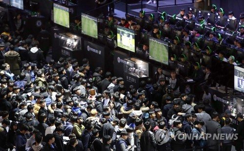 지스타 개최 10년…부산 e스포츠 도시로 도약한다