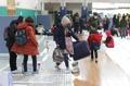 韩国震区分散安置灾民