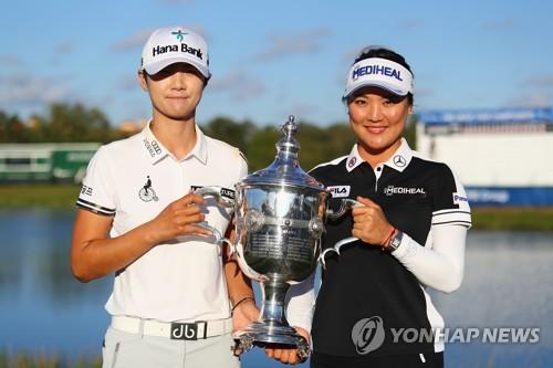 LPGA, 내년 총상금 사상 최대 750억원…한국서 2개 대회