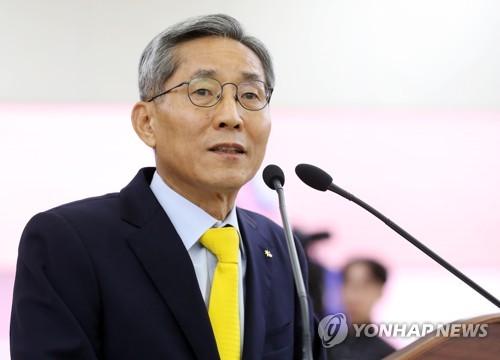윤종규 KB금융 회장, 7개월 만에 자사주 2천주 매입