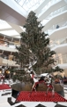 高さ11メートルのツリー