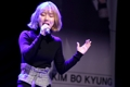 Kim Bo-kyung showcase