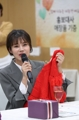 Jang Do-yeon donation