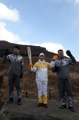 Torch relay for PyeongChang Olympics on mountain