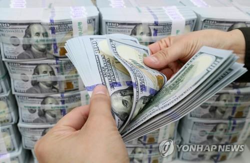 11월 외환보유액 '사상 최대'