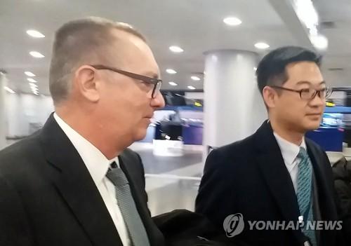 유엔 사무차장 베이징 경유 평양행
