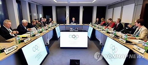 IOC, 러시아 평창 참가 불허…개인자격 출전만 허용