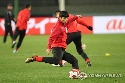 북한 유일 유럽파 선수 정일관