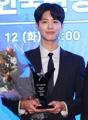 朴宝剑获选韩国旅游之星