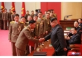 N.K. leader awards ICBM developers