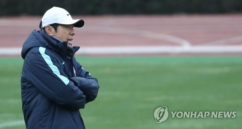 축구대표팀 이근호·김신욱, 한일전 투톱 출격