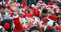 'Santa Run' charity event