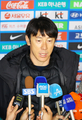 S. Korea's national football team returns home