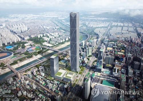 부동산 불안 여파?…미뤄지는 현대차 105층 신사옥 심의