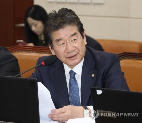 강석호 국회 외교통일위원장