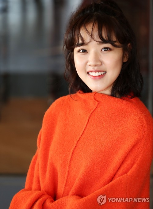 Actress Kim Hyang-gi