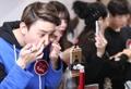 中国网红介绍韩国商品