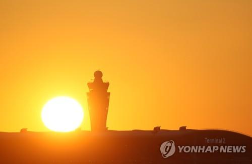 해를 품은 인천국제공항