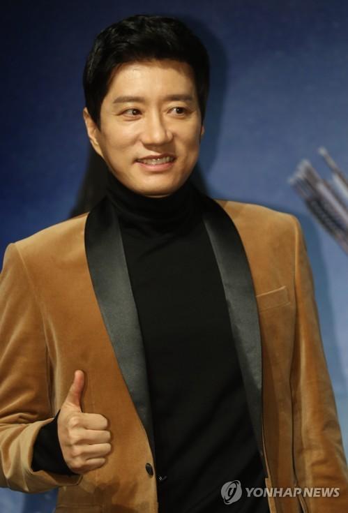 Actor Kim Myung-min