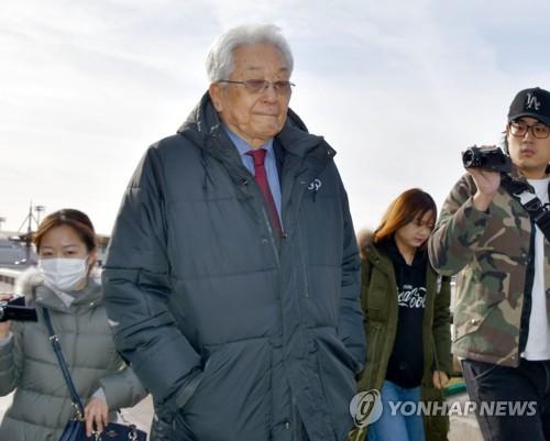 장웅 북한 IOC 위원, 평창 참가 협의 위해 스위스 향하나