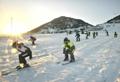 朝鲜江界滑雪场对外开放