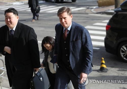 Facebook VP in Seoul